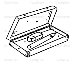 pencil box coloring page kids drawing and coloring pages marisa