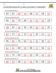 grade 2 skip counting worksheet on counting by 4s all 2016