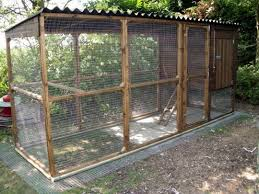simple and easy backyard chicken coop plans 3 onechitecture