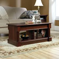 logan lift top coffee table rising top coffee table logan oak lift