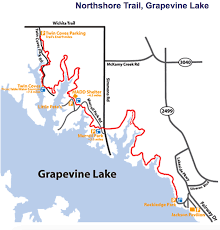 grapevine map dfw airport and grapevine area great runs