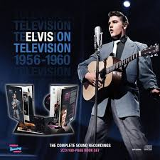 elvis cd elvis on television 1956 1960 the complete