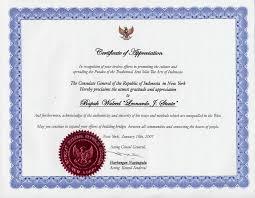 10 best images of appreciation certificate wording sample