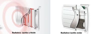 installateur d un radiateur électrique à inertie à