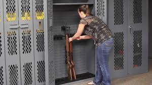 72 Storage Cabinet The Model 84 And 72 Gun Storage Cabinets Gun Cabinets Youtube