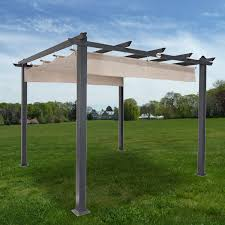9x9 Canopy by Replacement Canopy For Coolaroo Pergola Riplock 500 Garden Winds