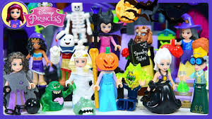 lego disney princess scary halloween dress up costumes kids toys