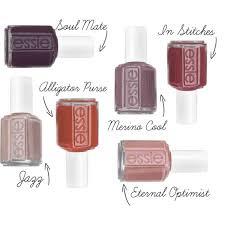 favorite essie polishes nail polish colours