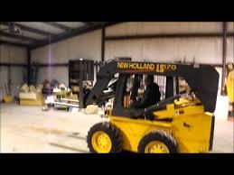 new holland ls160 ls170 skid steer loader service parts catalogue