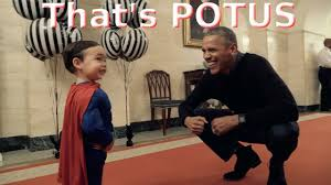 that u0027s potus obama u0027s funny moments with kids at halloween 2016