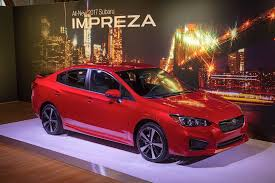 hatchback subaru 2017 update 2017 subaru impreza unveiled in sedan form 5 door
