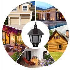 bright night solar lighting exterior lighting outdoor bright night l motion sensor light