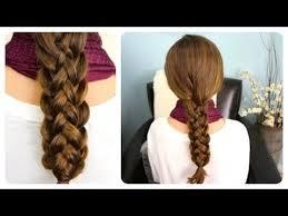 stacked braids cute girls hairstyles makeup videos