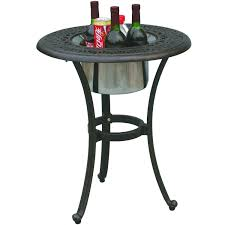 Patio 21 Ultimate Small Patio by Patio Ice Bucket Outdoor Goods