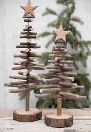 How To Trim A Real Christmas Tree - best 25 stick christmas tree ideas on pinterest xmas crafts