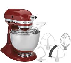 Kitechaid Kitchenaid 4 5qt 300w Tilt Head Stand Mixer With Flex Edge Page