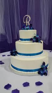 malibu blue and royal purple wedding cake planning a wedding