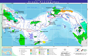 Map Of The Caribbean Sea by Political Map Of Panama Caribbean Sea