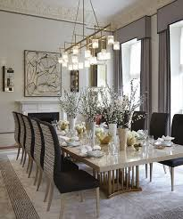 12 luxury dining tables ideas that even pros will chase home