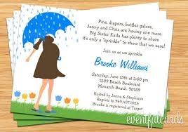 sprinkle shower baby sprinkle shower invitation for boy also available in girl by
