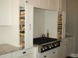 Kitchen Cabinets Spice Rack Pull Out My New House Kitchen Tour Happy Healthy Mama