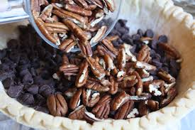 chocolate pecan pie and a few other tasty thanksgiving ideas the