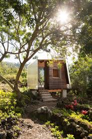 tiny modern cabin makes up a dream hawaiian getaway curbed