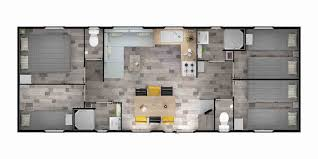 mobil home 4 chambres rental mobile home 4 bedrooms luxe 2 bathrooms