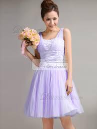 lavender bridesmaid dress a line straps draped lavender bridesmaid dresses
