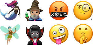 unicode 9 emoji updates apple confirms new emoji are coming to iphone and ipad in ios 11 1