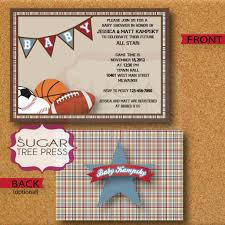 baby shower sports invitations baby shower invitations sports theme baby shower pictures