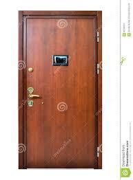 Modern Front Door Modern Front Door Camera Stock Photo Image 62758376