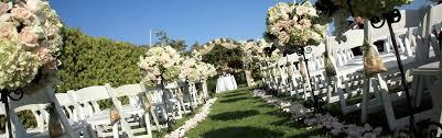 outdoor wedding venues in orange county venues cheap outdoor wedding venues in southern california