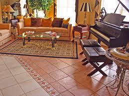 southwestern home decor ceramic tiles flooring home design