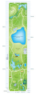 nyc oasis map central park york city