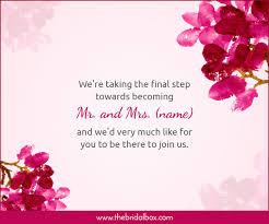 wedding invitation words wedding invitation words for friends home design ideas wedding
