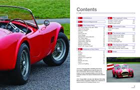 ac shelby cobra 1962 to 1968 all models owners u0027 workshop