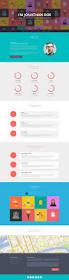Resume Templates Online Free by Flato Responsive Resume Personal Portfolio Temp By Themeelite