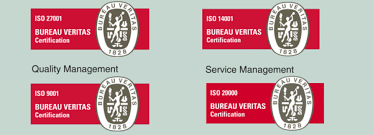 logo bureau veritas certification hansab achieved the highest information security level hansab com
