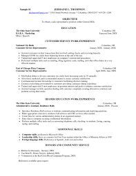 Career Objective For Resume Sample Resume Career Objective Examples Human Resources Assistant Police