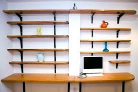 wall hanging desk desk how to make a wall hanging desk building a