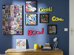 chambre marvel decoration marvel chambre le coin gamer
