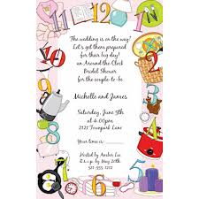 around the clock bridal shower what is an around the clock bridal shower shower ideas