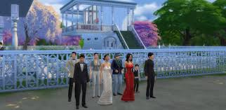 wedding arches in sims 4 weddings in the sims 4 get married