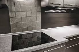 Wall Panels For Kitchen Backsplash Luxury Kitchen With Small Square Stainless Steel Backsplash Wall