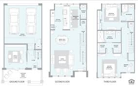 Townhomes Floor Plans Townhomes On 3rd Condos For Sale Rent Phoenix Az
