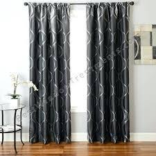 Black Tab Top Curtains Cheap Tab Curtains Mirak Info