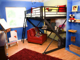 Loft Bed Ideas For Small Rooms Home Design Loft Beds For Teenagers Bunk Small Room Ideas Within