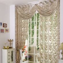 Valance Curtains For Living Room Compare Prices On Modern Valance Curtains Online Shopping Buy Low