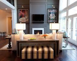 Sofa Table With Stools Sofa Table Design Sofa Tables With Stools Gorgeous Design
